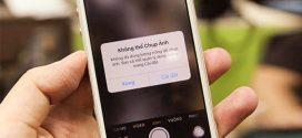 Những thủ thuật bạn cần biết để giữ không gian bộ nhớ trên iPhone luôn trống