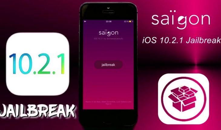 SAIGON Jailbreak iOS 10.2.1