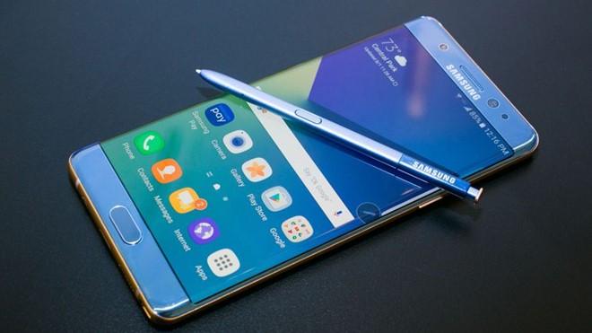 fix loi samsung galaxy note 7 bi loi wifi khong bat duoc wifi anh 1