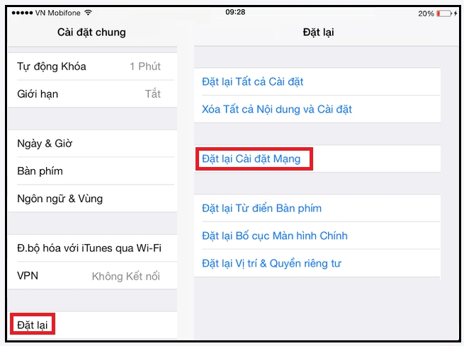 huong dan khac phuc khi ipad pro bi loi wifi khong bat duoc wifi hinh anh 4