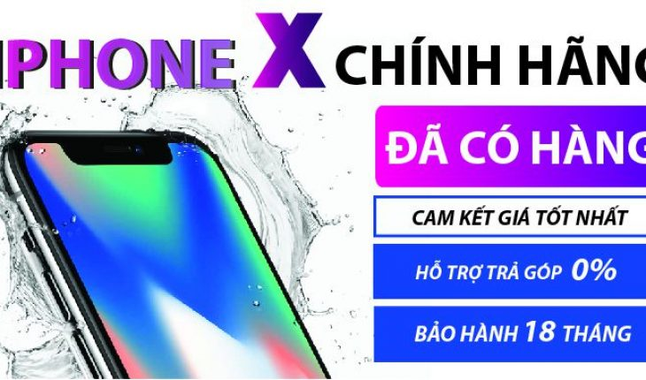 iphone x da co hang tai 24hstore