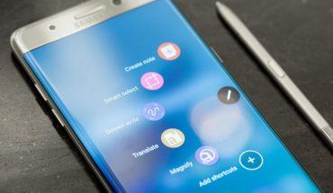 Tại sao Samsung Galaxy Note 7 bị mất nguồn, mở không lên màn hình thumb