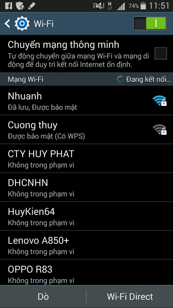 cach khac phuc loi wifi cho hau het may android hinh 1