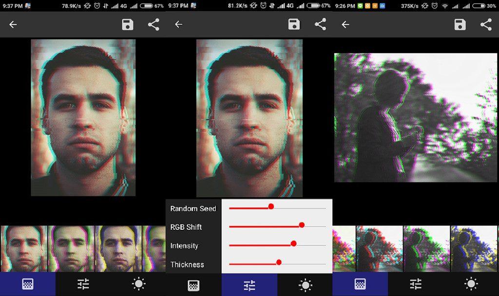 Ứng dụng chụp và chỉnh sửa ảnh