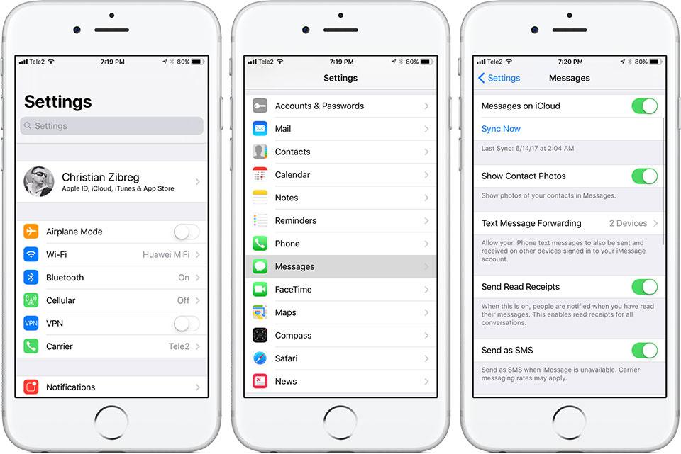 Các tính năng, ngày phát hành và cách cài đặt của iOS 11.4