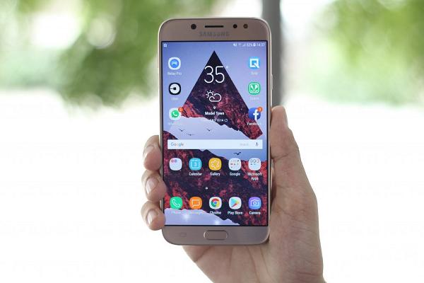cách xóa ứng dụng trên smartphone Samsung