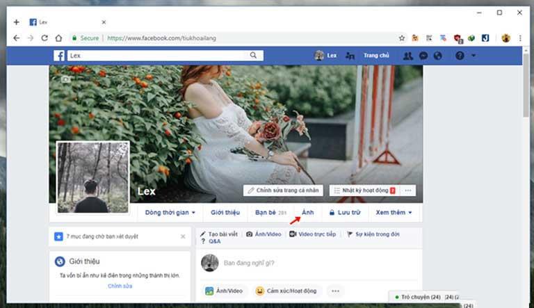 Những cách giúp xóa nhanh và triệt để tất cả hình ảnh và status đã đăng trên Facebook mà không sợ mất tài khoản - Ảnh 5