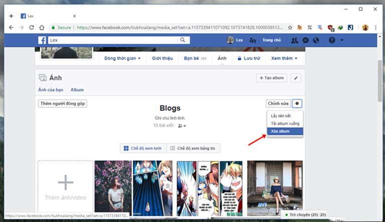 Những cách giúp xóa nhanh và triệt để tất cả hình ảnh và status đã đăng trên Facebook mà không sợ mất tài khoản - Ảnh 8