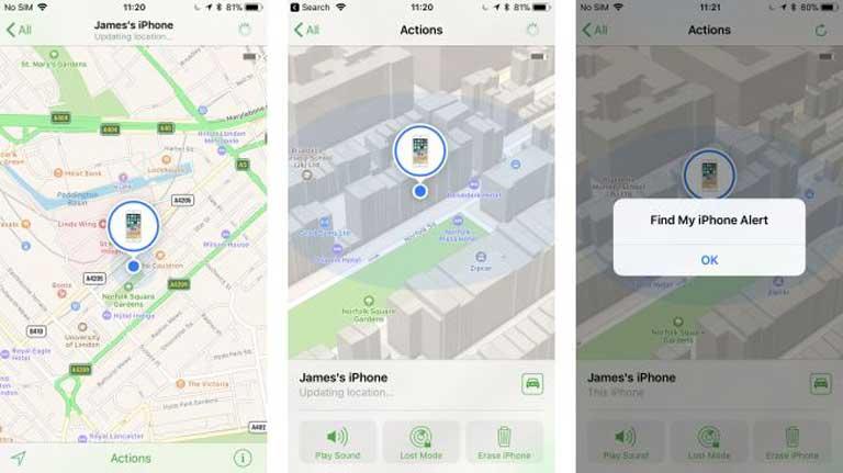 Cách cài đặt và sử dụng Find My iPhone để xác định nơi iPhone, iPad bị mất của bạn và hơn thế nữa
