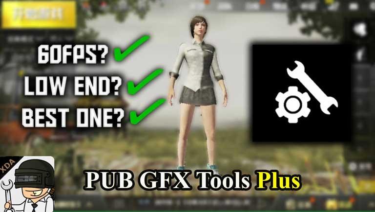 Hướng dẫn cách tải PUB GFX Tools Plus miễn phí