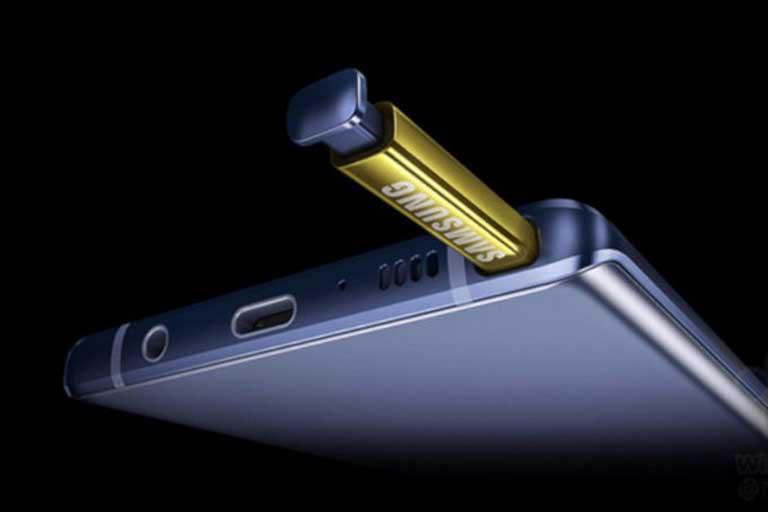 Tính năng mới của bút S Pen trên Galaxy Note 9 đã được tiết lộ