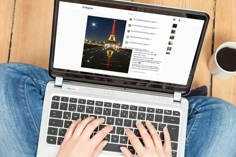 Thủ thuật: Chỉnh sửa và đăng ảnh lên Instagram bằng máy tính, laptop không cần đến điện thoại hình ảnh 02