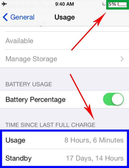 Tại sao lại hiệu chỉnh pin iPhone hình 2