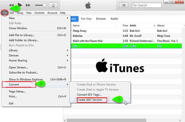 Thủ thuật cài nhạc chuông cho iPhone X , XS , XR bằng iTunes hình 2