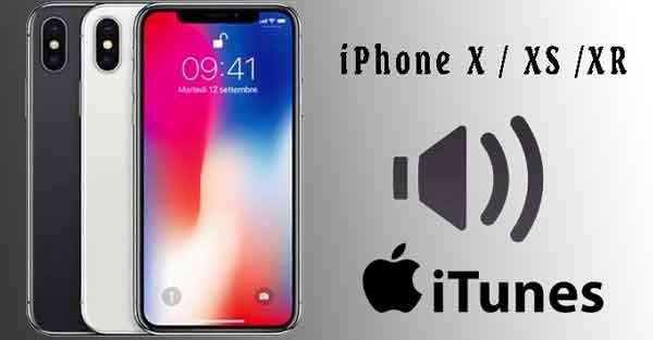Thủ thuật cài nhạc chuông cho iPhone X , XS , XR bằng iTunes hình 1