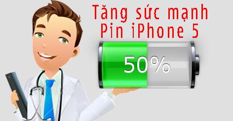 4 mẹo vặt tăng sức mạnh pin iPhone 5 hình 3