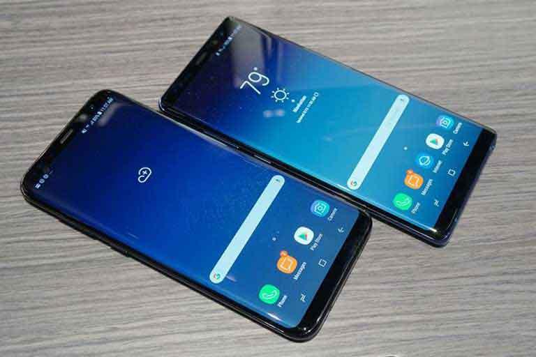 Địa chỉ thay màn hình mặt kính cảm ứng Samsung Note 8 uy tín tại TPHCM & Hà Nội hình 4