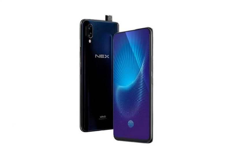 Điện thoại Vivo Nex S ấn tượng bởi thiết kế đẹp mắt