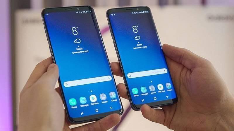 Samsung Galaxy S9, S9 Plus và Note 9 khiến người dùng mê mẩn