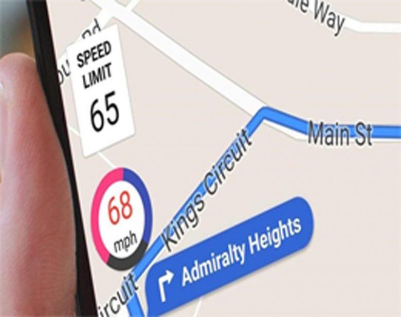google maps trên smartphone hình 2