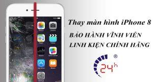 Bí kíp thay màn hình iPhone 8, 8 Plus được [BẢO HÀNH VĨNH VIỄN]