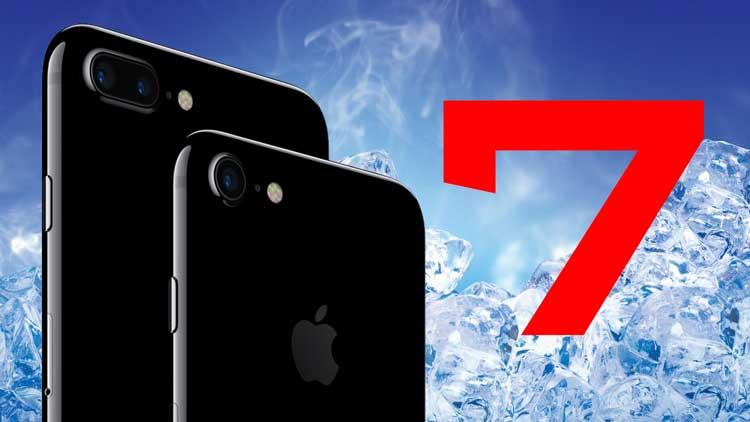 6 nguyên nhân 7 giải pháp hạ nhiệt pin iPhone 7 hình 1