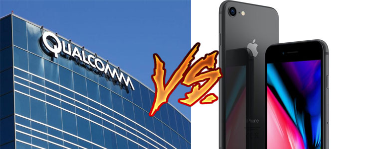 Apple độ ngột ngừng cung ứng iPhone 8 tại Đức hình 1