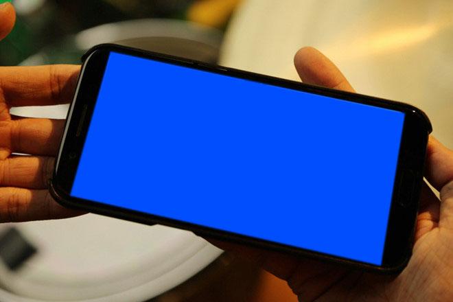 Cách khắc phục màn hình xanh thẩm trên Xiaomi Black Shark