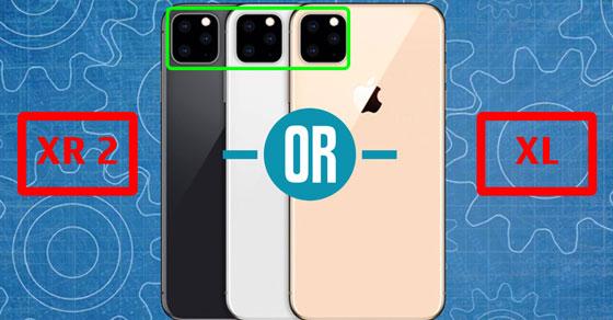 iPhone XR 2 hay XL sẽ ra mắt với diện mạo mới 100% vào mùa thu hình 2