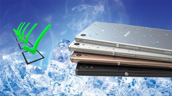 So sánh hiệu năng Sony Z3 và Sony Z3 + có đáng mua