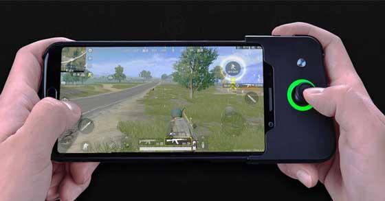 """Xiaomi Black Shark """"VUA"""" Gaming - """"BÁNH BÈO"""" ứng dụng văn phòng hình 2"""