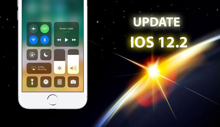 cách khắc phục màn hình iPhone 6 bị nháy liên tục bằng cập nhật iOS