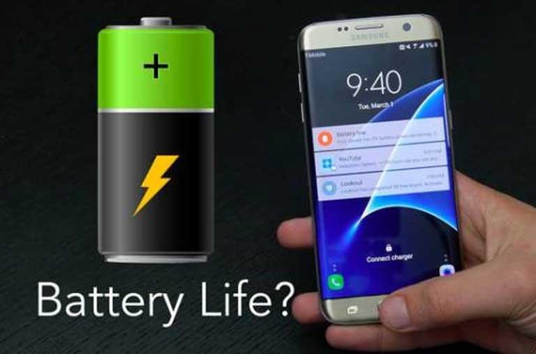 Các tính năng gây nên Galaxy S7 Edge hao pin nhanh
