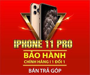 iphone 11 pro giá sập sàn