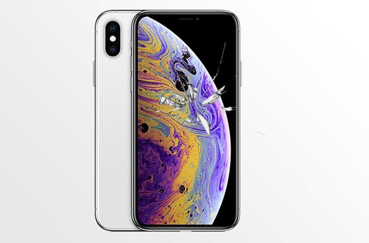 iPhone XS Max vỡ màn hình