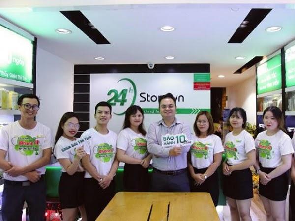 Địa chỉ mua Ipad giá rẻ chính hãng tại 24hstore.vn