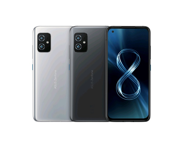Asus không sử dụng thiết kế camera lật trên điện thoại ZenFone 8