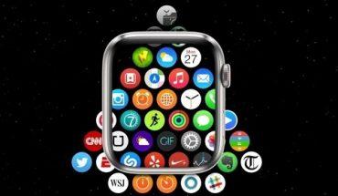 thay đổi bố cục ứng dụng trên Apple Watch